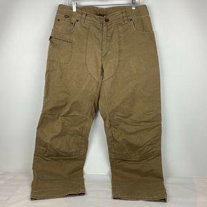 Kuhl Born In The Mountains Khaki Pants